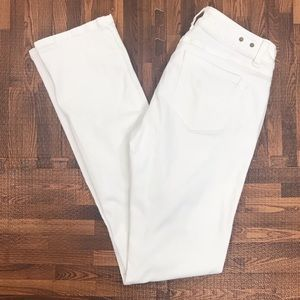 CAbi Jeans - CAbi Jeans #752 Indie Straight Leg White